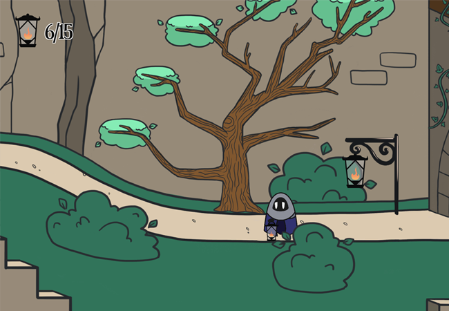 Screenshot from Lanterns